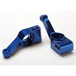 Traxxas Carriers Stub Axle Rear Blue (2) Slash 4x4