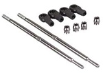 Traxxas 105mm turnbuckles T-Maxx (2)