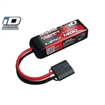Traxxas LiPo 3S 11.1V 1400mAh 25C Battery w/iD Connector