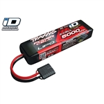 Traxxas LiPo 3S 11.1V 5000mAh 25C Battery w/iD Connector
