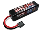 Traxxas 4S 14.8v 5000mAh 25C LiPo Battery w/iD Connector