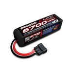Traxxas LiPo 4S 14.8V 6700mAh 25C Battery w/ID Connector