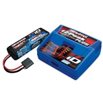 Traxxas 2S 5800mAh Battery / iD AC Charger Completer Pack
