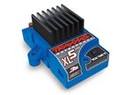 Traxxas XL-5HV 3s Electronic Speed Control, waterproof (low-voltage detection, fwd/rev/brake)