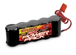 Traxxas RX Power Pack NiMH 1200mAh Battery (5-cell flat)