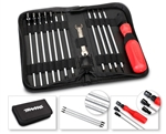 Traxxas Tool Set - Hex & Nut Drivers Slotted & Phillips Screwdrivers and Driver Handle