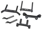 Traxxas Front/Rear Body Mounts/Posts (Monster Jam)