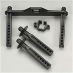 Traxxas Front Body Mount Posts T-Maxx 3.3