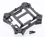 Traxxas LaTrax Main Frame Lower/Screws Black Alias