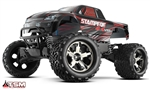 Traxxas 1/10 Stampede 4X4 VXL TSM RTR (No Battery or Charger)