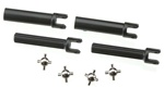 Traxxas Half Shafts Heavy Duty Slash 4x4