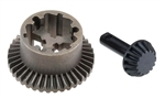 Traxxas Ring Gear Differential/Pinion Gear 1/16 VXL
