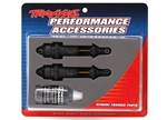 Traxxas GTR Hard-Anodized Shocks Long (2)