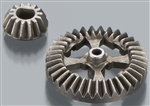 Traxxas Ring Gear/Differential/Pinion Gear/Diff Teton