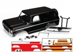 Traxxas Body Ford Bronco complete (Black) TRX-4