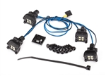 Traxxas LED Expedition Rack Scene Light Kit (Requires TRA8028 Power Supply)