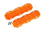 Traxxas Traction Boards with Mounting Hardware (Orange)