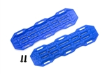 Traxxas Traction Boards with Mounting Hardware (Blue)