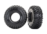 "Traxxas Tires Canyon Trail 2.2"" / foam inserts (2)"