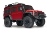Traxxas TRX-4 RTR with Land Rover Defender Body (Red)