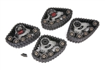 Traxxas Traxx, TRX-4 (4) (complete set, front & rear)