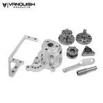 Vanquish Products Hurtz Dig V2 Clear Anodized