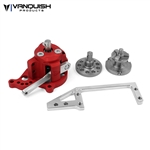 Vanquish Products Hurtz Dig V2 Red Anodized