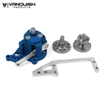 Vanquish Products Hurtz Dig V2 Blue Anodized
