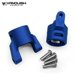 Vanquish Products Axial Wraith / XR10 C-hubs Blue Anodized