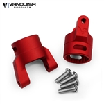 Vanquish Products Axial Wraith / XR10 C-hubs Red Anodized
