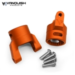 Vanquish Products Axial Wraith / XR10 C-hubs Orange Anodized