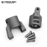Vanquish Products Axial Wraith / XR10 C-hubs Grey Anodized