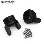Vanquish Products Axial SCX10 8 Degree C-Hubs Black Anodized