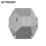 Vanquish Products Axial AR60 Machined Differential Cover Clear Anodized