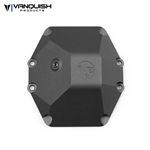 Vanquish Products Axial AR60 Machined Differential Cover Grey Anodized