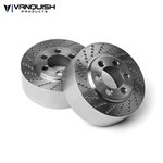 "Vanquish Products 2.2"" Stainless Brake Disc Weights (Steel)"