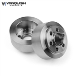 "Vanquish Products 1.9"" Stainless Brake Disc Weights (Steel) (2)"