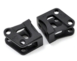 Vanquish Products Axial AR60 Axle Shock Link Mounts Black Anodized