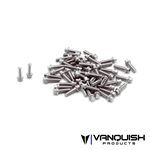 Vanquish Products Hex Scale Stainless Wheel Screw Kit