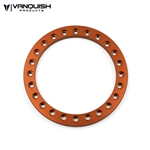 "Vanquish Products 1.9"" Original Beadlock Ring Orange Anodized (1)"