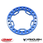 Vanquish Products OMF 1.9 Phase 5 Beadlock Blue Anodized (1)