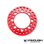 Vanquish Products 1.9 Holy Beadlock Red Anodized (1)