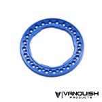 Vanquish Products 1.9 Dredger Beadlock Ring Blue Anodized