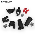 Vanquish Products Axial Wraith / Bomber  Stage One Kit Black Anodized