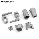 Vanquish Products Axial SCX10 Stage One Kit Clear Anodized