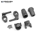 Vanquish Products Axial SCX10 Stage One Kit Grey Anodized