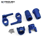 Vanquish Products Axial SCX10 Stage One Kit Blue Anodized