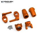 Vanquish Products Axial SCX10 Stage One Kit Orange Anodized