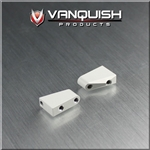 Vanquish Products Servo Mount Clear Anodized
