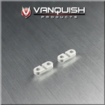 Vanquish Products Servo Clamp Clear Anodized